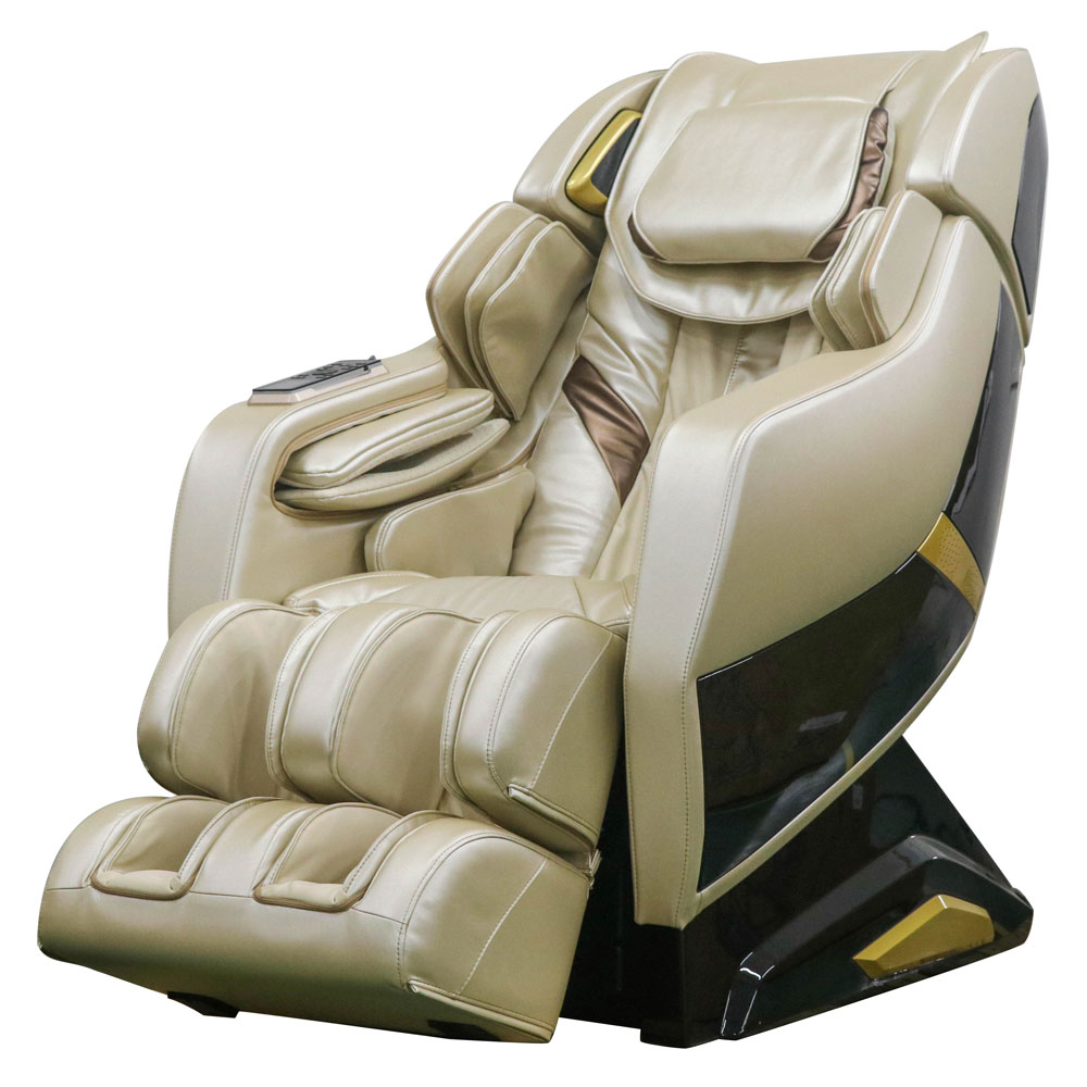 Electric Full Body Zero Gravity Comfort Relaxation Auto Programs Massage Chair with Heat and Foot Rollers
