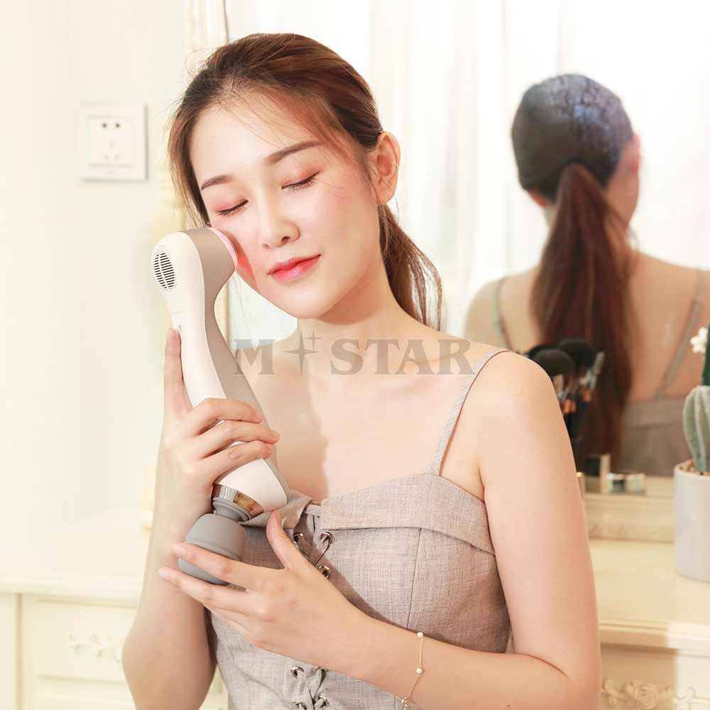 2020 skin care electric face roller massager machine